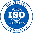 ISO Certification Seal
