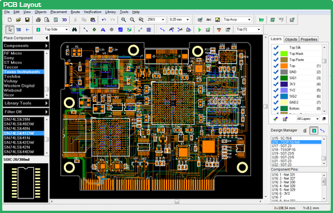 The Ultimate Pcb Design Software Comparison Sfcircuits