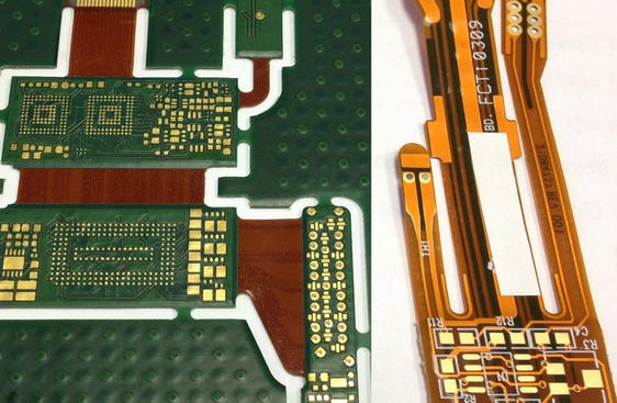 Flex & Rigid Flex PCB