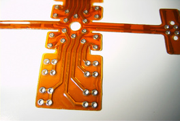 Heavy Copper Flex PCB