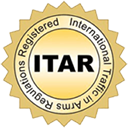 ITAR Compliance Seal
