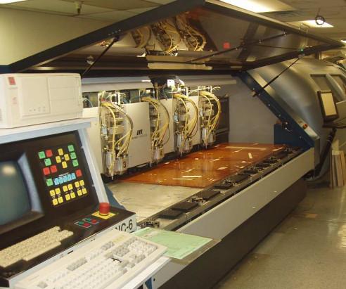 PCB Drill Room