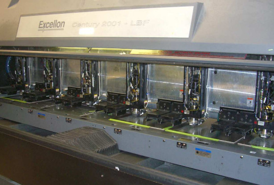 PCB Drilling