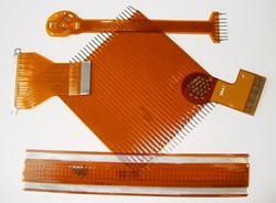 Flex PCB cover