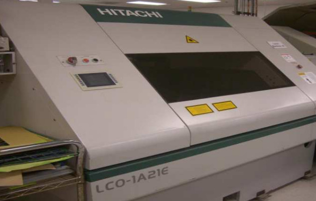 PCB Laser Drilling