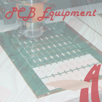 PCB manufacturing equipment
