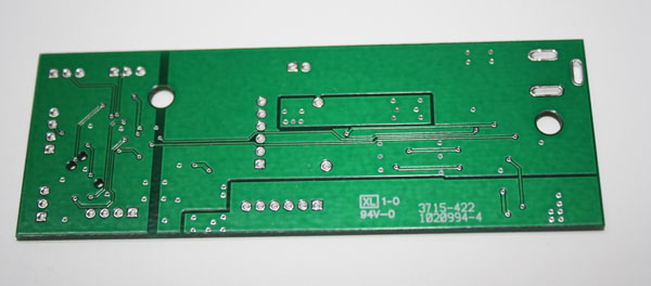PCB with Multiple Polygon Pours